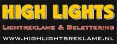 High Lights Lichtreclame & Belettering